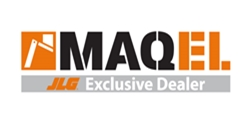 MAQUEL logo vectorial orange petit
