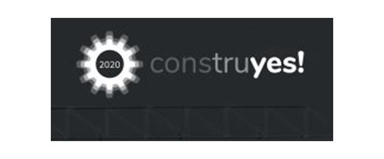 La III Edición de Construyes! 2020 tendrá lugar de manera virtual del 17 al 19 de Noviembre