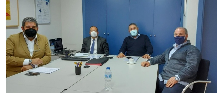 La Junta Directiva de ANAPAT se reunió el 25 de Marzo