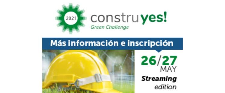 La IV Edición de Construyes! se celebrará los días 26 y 27 de Mayo