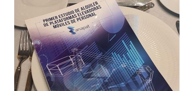 ANAPAT presentó el Estudio del Alquiler de PEMP en los Premios Movicarga