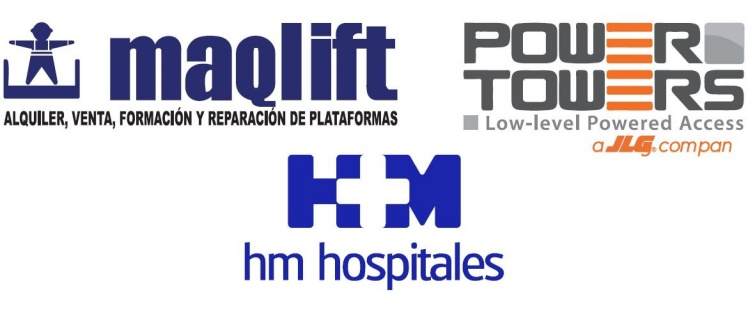 MAQLIFT llega a un acuerdo con HM Hospitales en el suministro de PEMP Power Towers para trabajos de mantenimiento