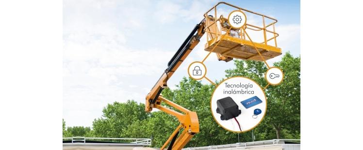 IMPLASER presenta en SMOPYC su tecnología de radiofrecuencia para maquinaria de obras públicas y construcción